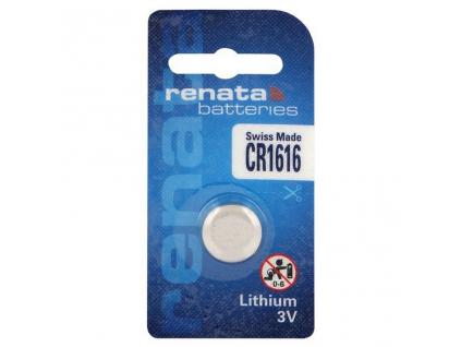 Batéria Renata CR1616