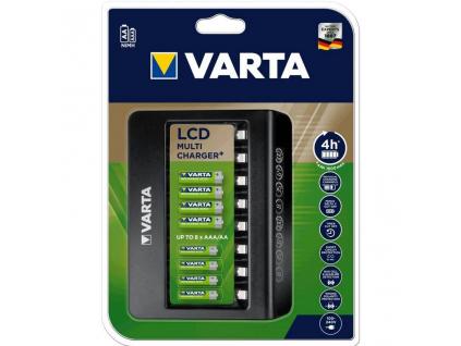 Nabíjačka Varta LCD Multi Charger 57681