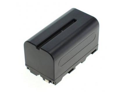 Batéria pre Sony NP F750, Li ion 4400 mAh