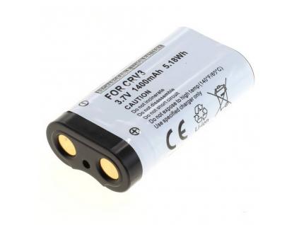 Batéria CR V3, Li ion 1000 mAh nabíjateľná