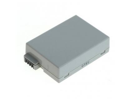 Batéria pre Canon LP E8, Li ion 1020 mAh 2