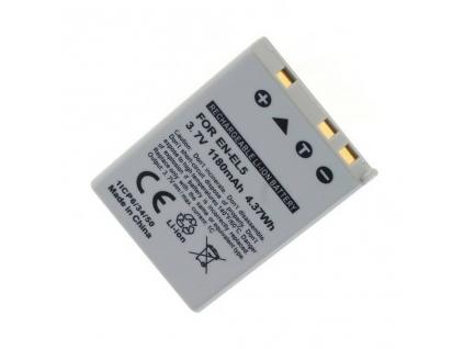 Batéria pre Nikon EN-EL5, Li-ion 1180 mAh
