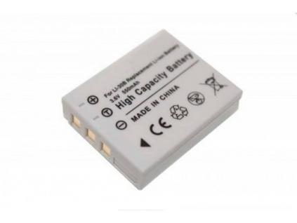 Batéria pre Olympus Li-30B, Li-ion 550 mAh