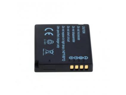 Batéria pre Panasonic DMW-BCF10E, Li-ion 750 mAh