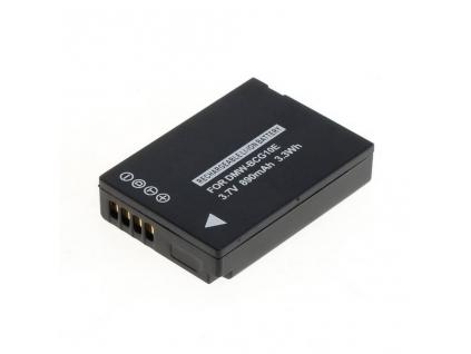 Batéria pre Panasonic DMW BCG10E, Li ion 860 mAh