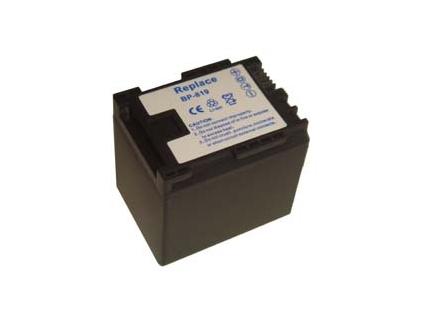 Batéria pre Canon BP-819, Li-ion 1500 mAh