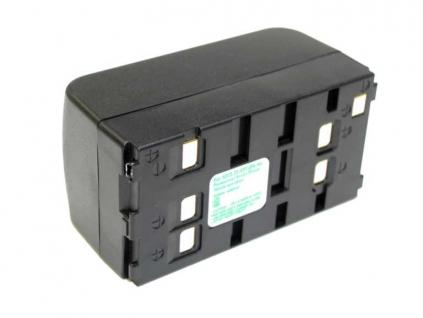 Batéria pre JVC BN-V22U, NiMH 4000 mAh