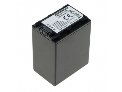 Batéria pre Sony NP-FV100, Li-ion 3200 mAh