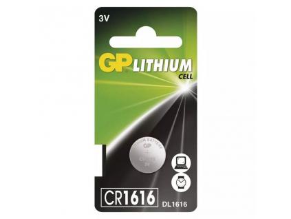 Bateria GP CR1616