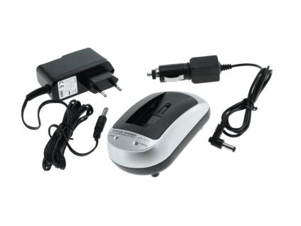 Nabíjačka pre batérie JVC BN-V507, BN-V514