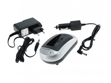 Nabíjačka pre batérie Sony NP-F10, NP-FM10, NP-FS10, NP-F11, NP-FM11, NP-FS11, NP-FS20, NP-FS21 NP-FS22, NP-FS30, NP-FS31, NP-FS33
