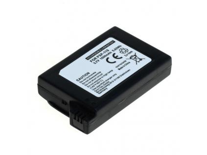 Batéria pre Sony Playstation PSP-110 1600 mAh Li-ion