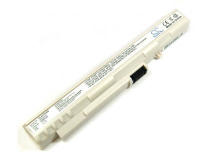 Batéria kompatibilná s Acer ZG5/Aspire One séria 2200 mAh Li-Ion biela
