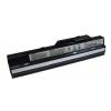 Batéria kompatibilná s MSI Wind U90, U100, U100x, LG X110 Li-Ion 4400 mAh čierna