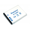 Batéria pre Pentax D-LI88, DLI88, Panasonic VW-VBX070, Sanyo DB-L80 Li-ion 700 mAh