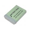 Batéria pre Canon NB 13L, Li ion 1250 mAh
