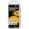 Baterie Duracell Activair 10 6 ks