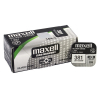 Batéria gombíková mini Maxell 381, 391, SR 1120 SW, G8