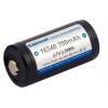Batéria nabíjacia li-ion RCR123A, CR123, 16340 Keeppower 700 mAh 3.7V