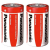Batérie Panasonic R20 D 2 ks blister