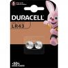 Batéria alkalická gombíková Duracell G12, LR43, 186, V12GA, L1142 2 ks