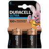 Batéria Duracell Ultra (Turbo Max) LR14 C 1.5 V 2 ks blister