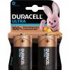 Batéria Duracell Ultra (Turbo Max) LR20 D 1.5 V 2 ks blister