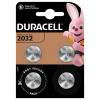 Batéria gombíková Duracell CR2032 4 ks