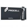 Batéria Duracell Industrial (PROCELL) AAA 1.5 V LR03 10 ks balenie