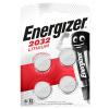 Batéria gombíková Energizer CR2032 4 ks balenie