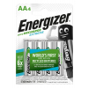 Nabíjacie batérie Energizer Extreme R6 / AA Ni-MH 2300 mAh - 4 ks blister