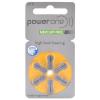 Batérie do načúvacích prístrojov 6 ks Varta Power One 10 / PR10 / PR230L / PR536 / PR70