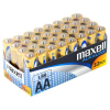 Batérie alkalické Maxell Alkaline AA / LR6 - 32 ks balenie