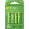 Nabíjacie batérie R6 AA GP ReCyko 1300 Series 1300mAh 4 ks blister
