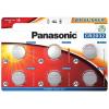 Batéria Panasonic CR2032 6 ks