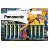 Batérie Panasonic Evolta Power Rangers AA LR6 8 ks balenie