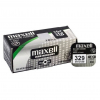 Batéria gombíková mini Maxell 329, SR731SW