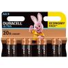 Batérie Duracell ULTRA (TURBO) AA 1.5 V LR06 8 ks