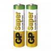 Batérie GP Super Alkaline AA LR6 2 ks fólia