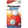 Batéria Panasonic CR2025 2 ks