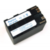Batéria pre Canon BP-970G, Li-ion 6600 mAh