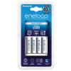 Nabíjačka Panasonic eneloop BQ-CC51E + 4 ks Panasonic eneloop batérie tužkové AA 1900 mAh