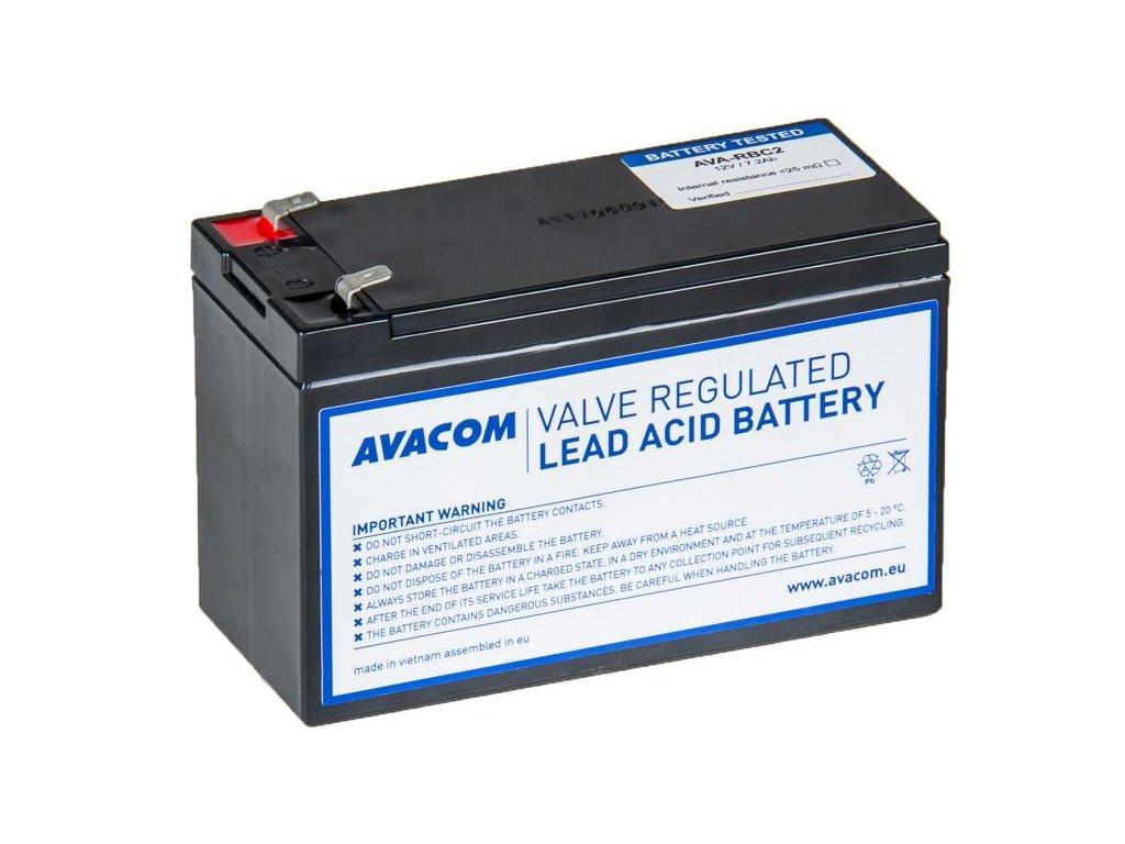 AVACOM RBC2 - baterie pro UPS