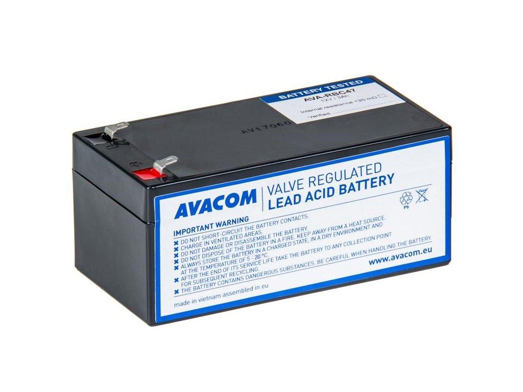AVACOM RBC47 - baterie pro UPS