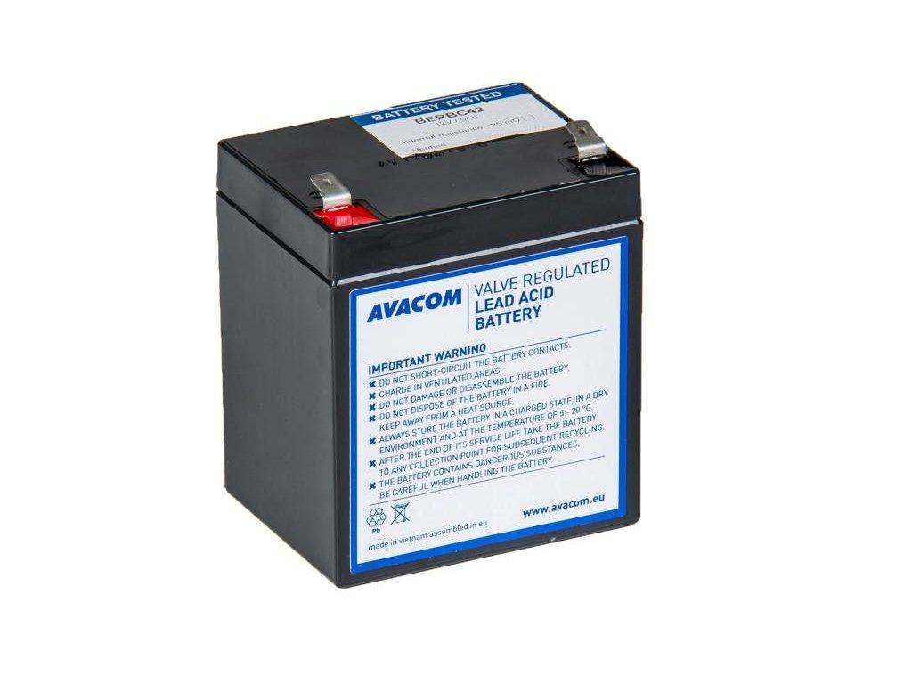 Náhradní baterie BERBC42 pro UPS Belkin