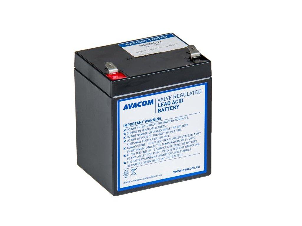 Náhradní baterie BERBC53 pro UPS Belkin