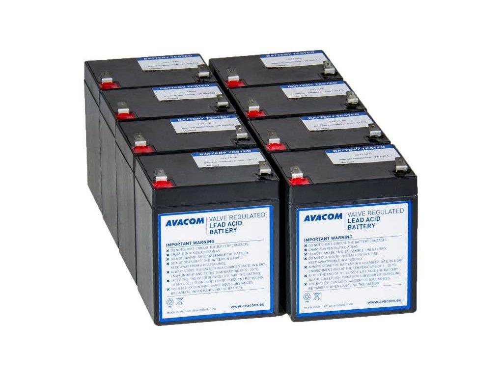 AVACOM RBC155 - kit pro renovaci baterie (8ks baterií)