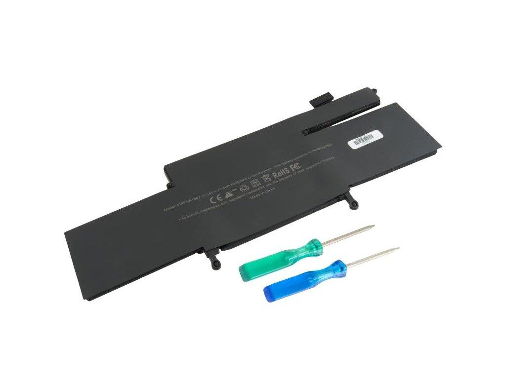 Apple MacBook Pro 13' A1502 Li-Pol 11,34V 6200mAh 71,8Wh - A1493/A1582