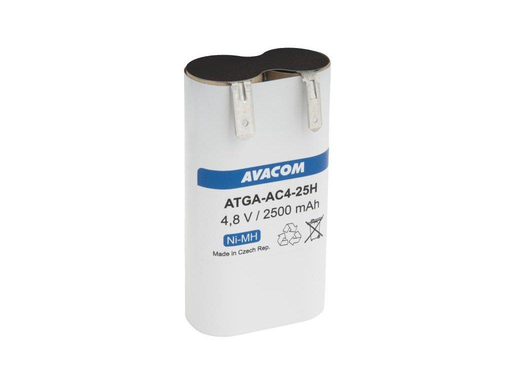 Baterie pro nůžky na plot Gardena typ ACCU 4  Ni-MH 4,8V 2500mAh