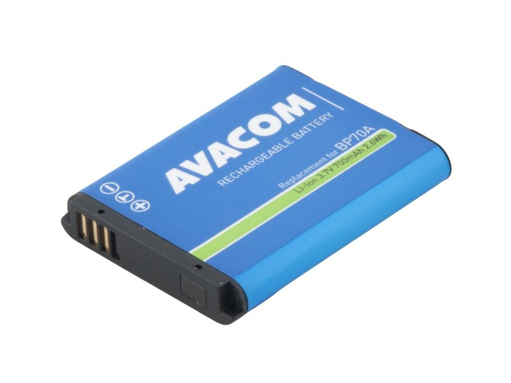 Samsung BP70A Li-Ion 3.7V 700mAh 2.6Wh